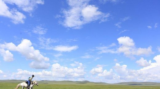 Wylie vs. The Mongol Derby, Powered by SmartPak, Day 6: One Steppe at a Time