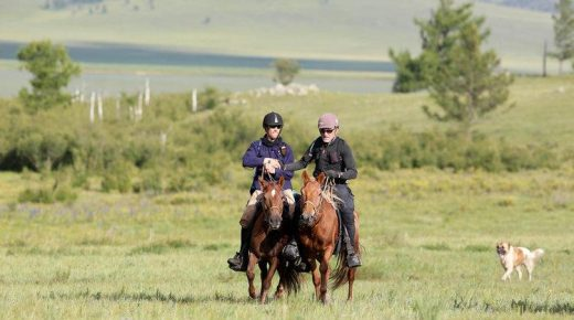 Wylie vs. The Mongol Derby, Powered by SmartPak, Day 7: We Have Winners!