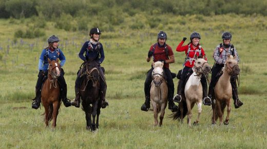 Wylie vs. The Mongol Derby, Powered by SmartPak, Day 8: Horsing Around
