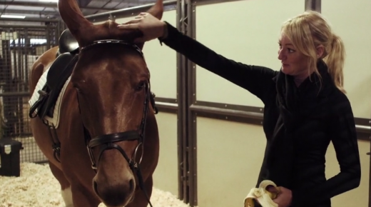 Movie Review: 'Dyna Does Dressage'