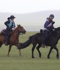Wylie vs. the Mongol Derby, Powered by SmartPak: The Race, Part 2 – That Time I Lost My Horse Forever