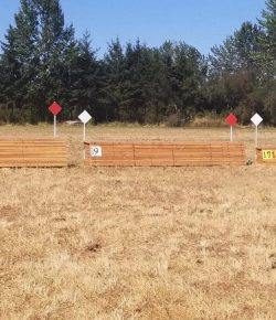 Oregon Horse Center Opens New Eventing Venue