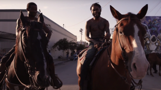 New Guinness Ad Features 'Compton Cowboys'