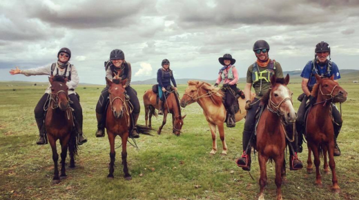 Wylie vs. the Mongol Derby, Powered by SmartPak: The Race, Part 4 – Only the Wild Ones
