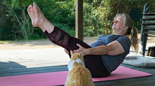 Fat to Fit to First Level: Namaste from Zennessee