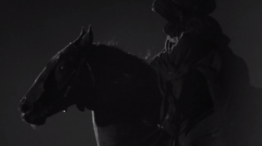 Horses in Music Videos: 'Lonesome Rider' by Volbeat