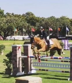 Best of JN: Kaley Cuoco & Vulcan in 1.30m