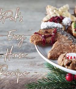 SmartPak Monday Morning Feed: Holiday Horse Treats Recipe
