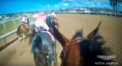World Equestrian Brands HelmCam: Caledonia Road