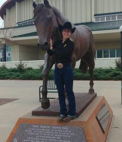 The Academic Equestrian: Learning From A Loss
