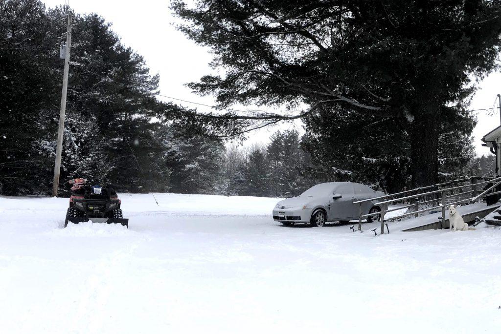 winter farm prep