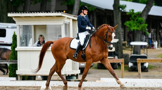 Pam Hardin, Para-Equestrian: A Little Spice & a Whole Lot of Purpose
