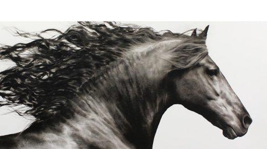 Equine Art Insider: Q&A With Painter Ken Peloke