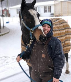 Reader Horse of the Week: Old Fashion Man 'Manny'