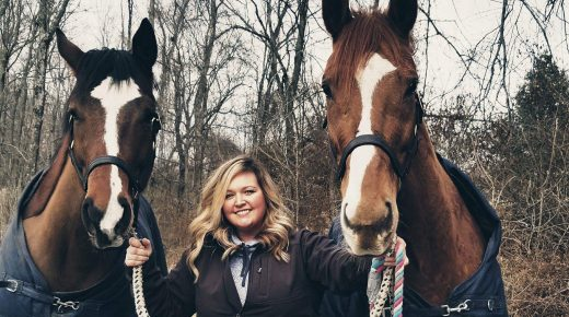 Rehoming Racehorses & the Thoroughbred Makeover With Amy Lynn Paulus