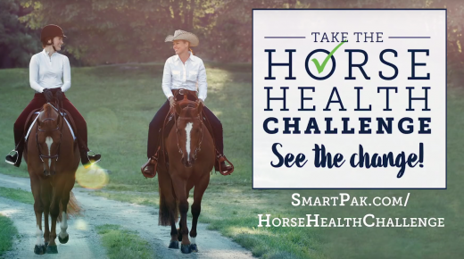 SmartPak Monday Morning Feed: Have You Taken the Horse Health Challenge Yet?