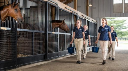 Kentucky Equine Research Brings Unique Expertise to WEG Tryon 2018