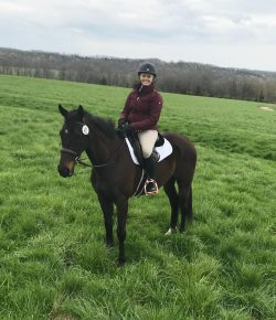 Meagan's RRP Thoroughbred Makeover Journal: A Weekend Full of Firsts