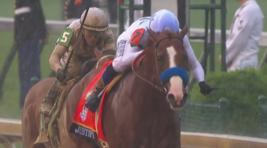Justify Breaks the 'Curse of Apollo' to Win 2018 Kentucky Derby