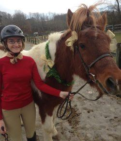 International Lesson Horse Day Essay Winner: Chessie
