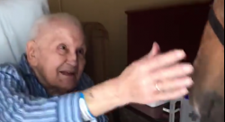Thursday Video: Nursing Home Visit