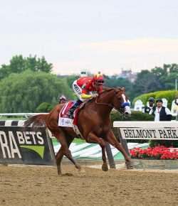 Belmont Stakes Will Run June 20 as the First Leg of the Triple Crown