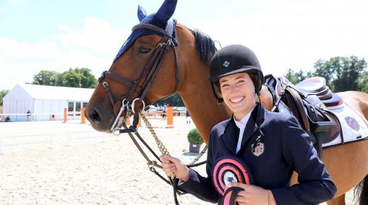 EcoVet Performance of the Week: Jessica Springsteen Soars to LGCT Speed Class Victory