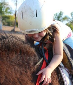 Why Horses Are a Child Therapist's Best Friend