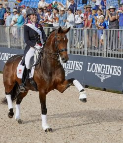 WEG Happy Hour, September 14: Germany Leads Eventing After Dressage