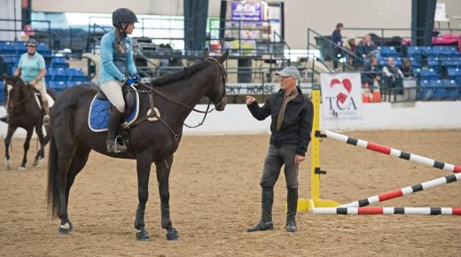Thoroughbred Makeover Master Class To Feature Top OTTB Trainers