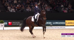 EcoVet Performance of the Week: Laura Graves