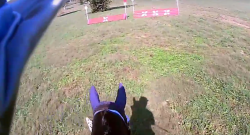 World Equestrian Brands Helmet Cam: Makeover XC