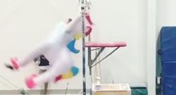 Tuesday Video: Unicorn Gymnastics
