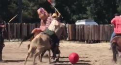 Tuesday Video: 'Redneck' Polo