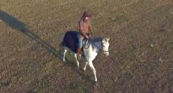 World Equestrian Brands No-Pilot Drone Cam