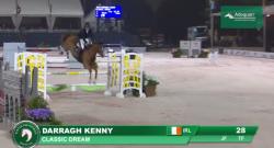 Performance of the Week: Darragh Kenny