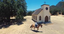 World Equestrian Brands Drone Cam: Westworld