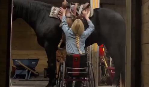 New Netflix Movie 'Walk. Ride. Rodeo.' Tells True Story of Amberley Snyder
