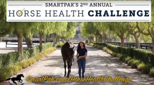 SmartPak Monday Morning Feed: 2019 Horse Health Challenge