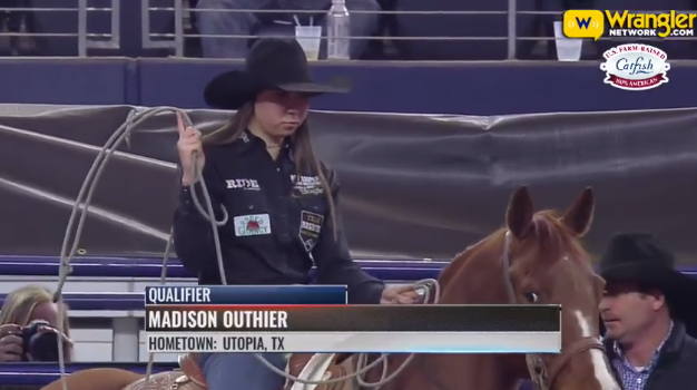Performance Of The Week Madison Outhier Horse Nation