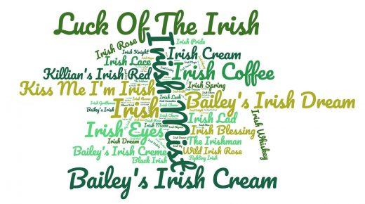 The Most Popular Irish-Themed Show Names, Presented by Draper Therapies
