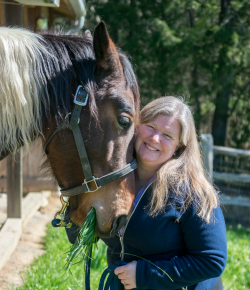 Happy, Healthy, & Horsey: Learning to Love What You Cannot Change