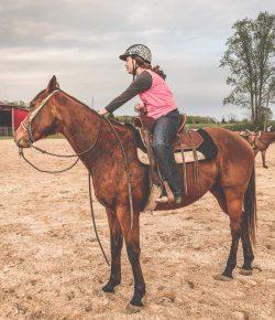 The 30-Ride Slump: Casey & Alvie