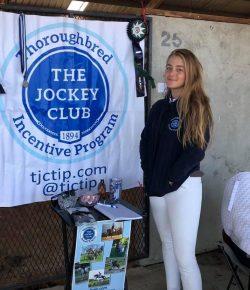 Thoroughbred Incentive Program May Youth Ambassador