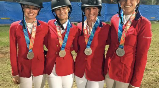 Maccabi USA Equestrian Teams Announced for the 2019 Regional Maccabi Games