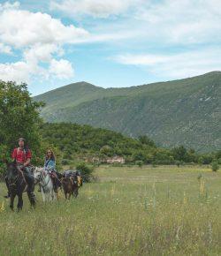 Trekking the Trans-Albanian Trail: Mudslides & Military Trails