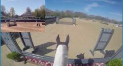 World Equestrian Brands Helmet Cam: Derby Day!