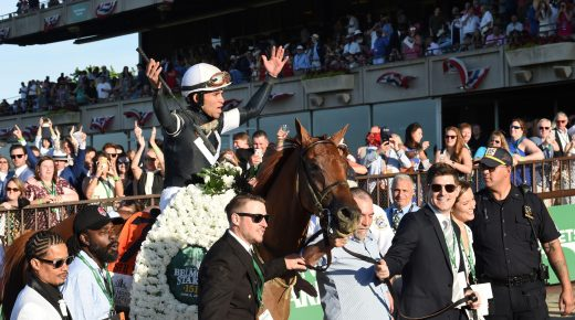 Mark Casse Wins 151st Belmont Stakes With Sir Winston