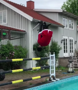 Thursday Video: Summertime Show Jumping