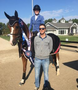 Best of JN: All Hail the Queen: Kady Abrahamson's Charline 28 Retires from Competition